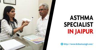 Asthma Specialist In Jaipur