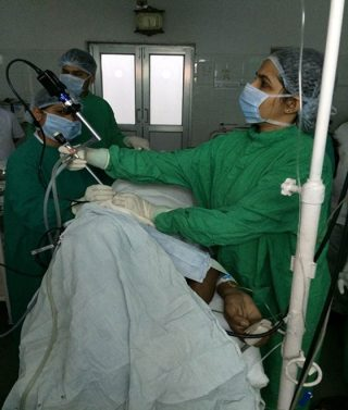 Medical Thoracoscopy | Best Thoracoscopy Expert Doctor in India